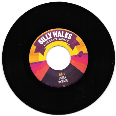 Onward riddim: Shuga - Onward / Russ D - Onward Dub (Silly Walks) 7""